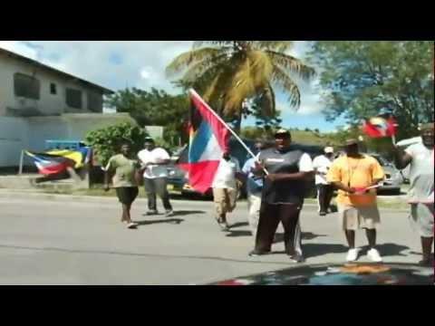 2012 Inet Caribbean Cycling Championships Men's Road Race, Oct 21st - Antigua