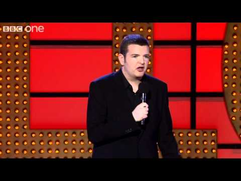 Kevin Bridges 'Satellite Dish or Cable?' - Live at the Apollo Series 6 Episode 4 Preview - BBC One