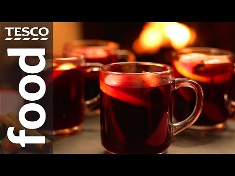How to Make Mulled Wine | Tesco Food