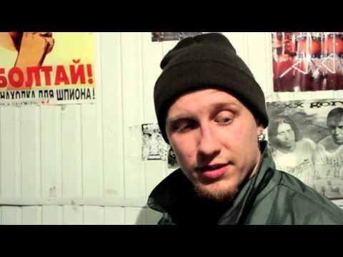 Вівсянка на концерті Kingpin та Rude Riot, Ужгород. 17.10.15