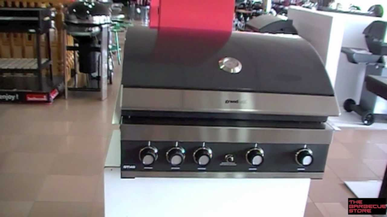Grandhall Elektrogrill Test : Barbacoa a gas grandhall gti 4 built in youtube