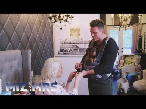 Maryse becomes emotional when The Miz gives her a special ring: Miz & Mrs Preview, Aug. 14, 2018