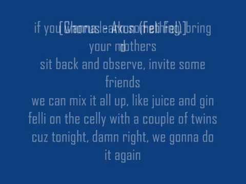 DJ FELLI FEL - Get Buck In Here (Lyrics video)