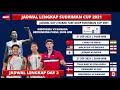 Jadwal Sudirman Cup 2021 Day 2: INDONESIA VS KANADA | Piala Sudirman 2021 Badminton