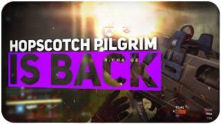 Destiny Hopscotch Pilgrim is BACK! // Rise of Iron Pulse Rifle