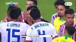 Brasil vs Paraguay 0-0 / Partido muy sufrido / Brasil impotente ante de Paraguay / Copa América 2019