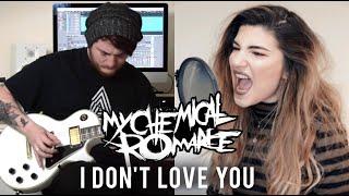 My Chemical Romance - I Don't Love You Cover | Christina Rotondo
