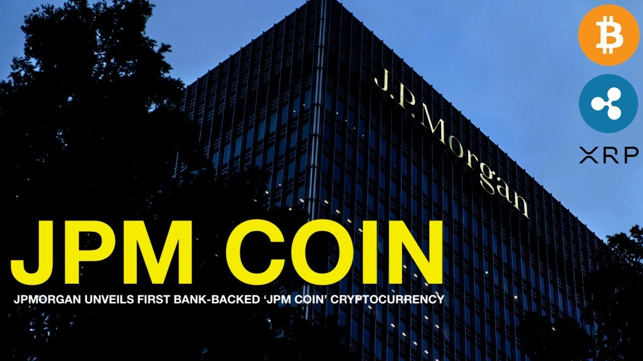 jpm coin cryptocurrency