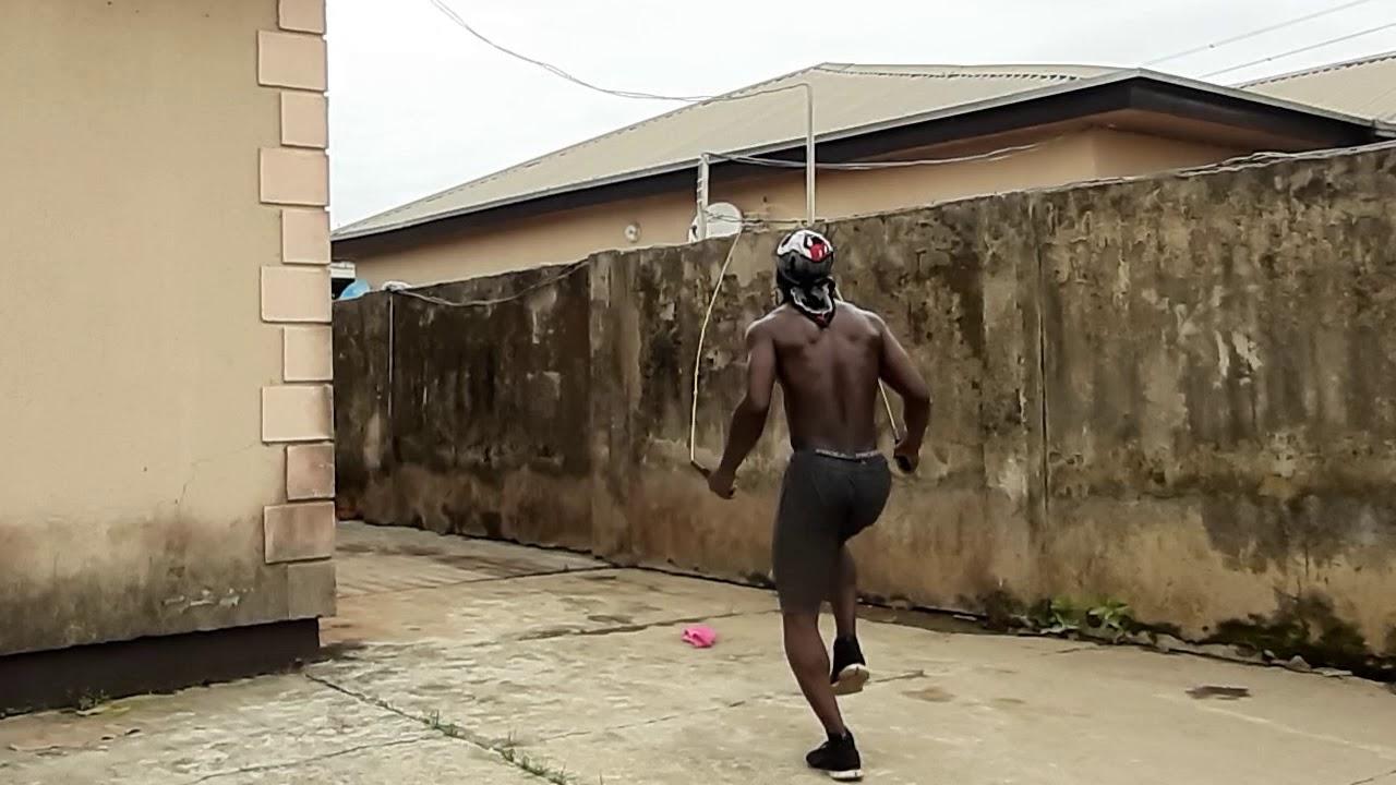 Master KG - Jerusalema [Feat. Nomcebo] | Jump Rope Video | Rhopes Routine