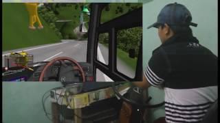 Trip Pekanbaru - Padang Sidempuan via Bukit Tinggi    ETS2 MOD SUMATERA