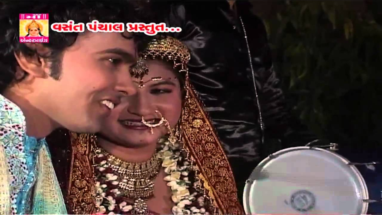 Gujarati lagna geet ruda rabariona vivah by darshana vyas babu rabari marriage songs fatana youtube
