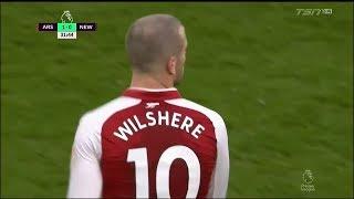 Download Video Jack Wilshere vs Newcastle United | 16/12/2017 MP3 3GP MP4