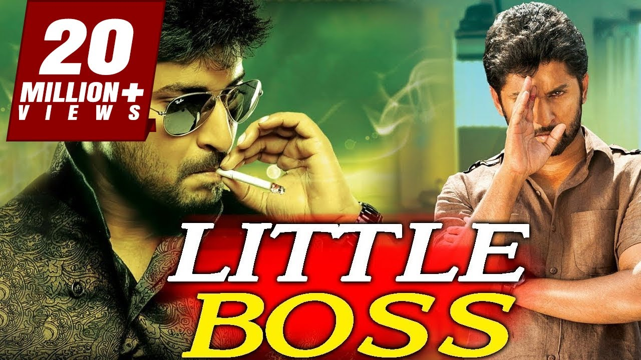 Little Boss 2018 South Indian Movies Dubbed In Hindi -3572