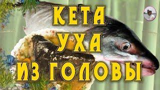 Кета. Уха из лосося видео от Petr de Cril'on