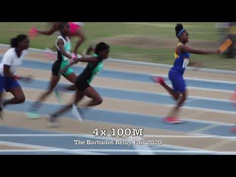 The Barbados Relay Fair 2020 Pt9/12