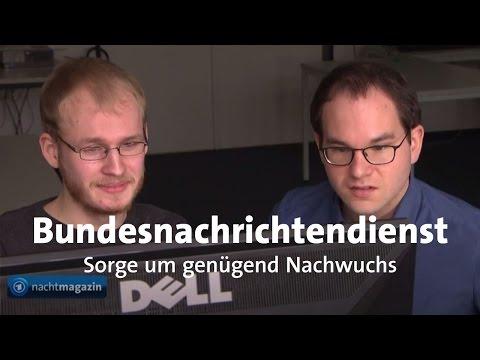 BND: Hacker dringend gesucht