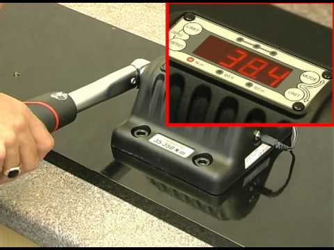 Product Information: TruCheck Torque Wrench Tester