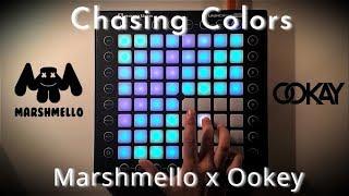 Chasing Colors - Marshmello x Ookay | Enelos launchpad