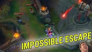 TEEMO - IMPOSSIBLE ESCAPE!