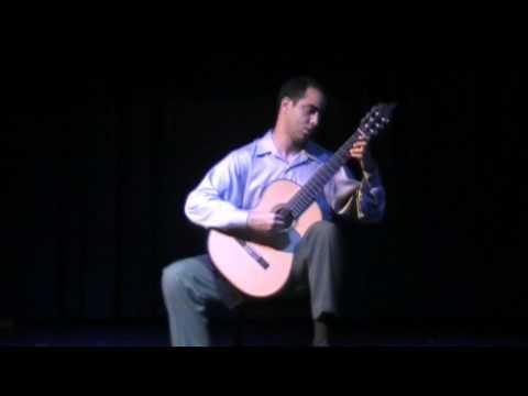 João Paulo Figueirôa - Preludio e Toccatina - Sergio Assad