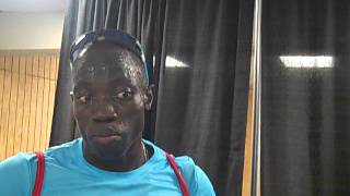 Lopez Lomong Talks About Decision To Do 1500 & 5k At US Champs