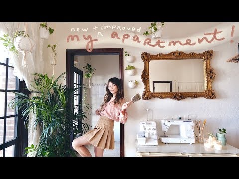THE ULTIMATE APARTMENT MAKEOVER + apartment tour!