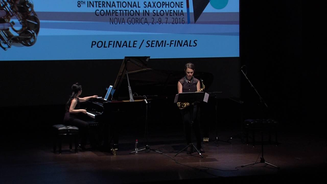 SEMIFINAL Round – Joanna Blejwas (BE)