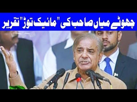 PML-N unanimously elected Nawaz Sharif as party chief - Shehbaz Sharif