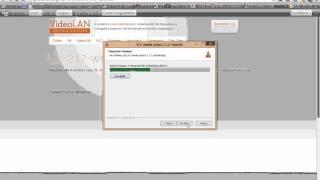 Internetes rádió hallgatás VLC Player segítségével.