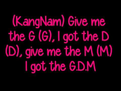 M.I.B - G.D.M (Lyrics)