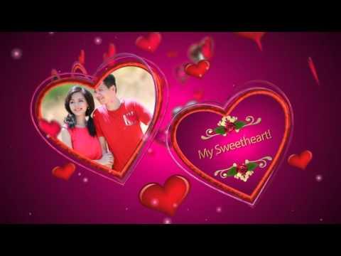 Love Heart Wedding Video After Effect thumbnail