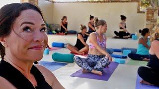 Relaxing Evening Yoga Flow