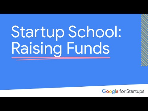 Campus Startup School: Raise Funds Mp3
