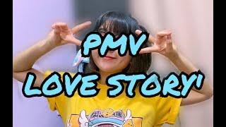 Download [PMV] Sarah Violid || DJ love story || MAC MA😍🎶