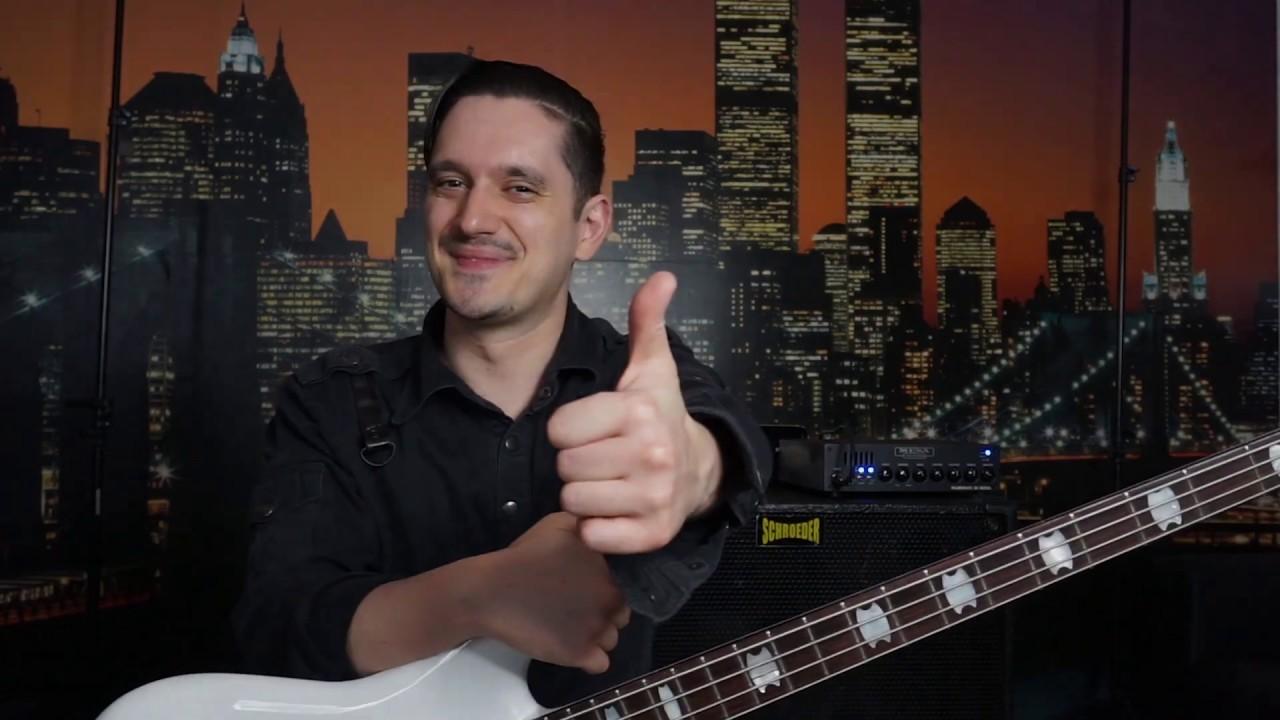New Album Featured Artist - Bassist Alessandro Jacobi