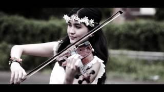 RUDE - MAGIC violin cover Aloysia Edith ft Christian Bong  Renardi Effendi
