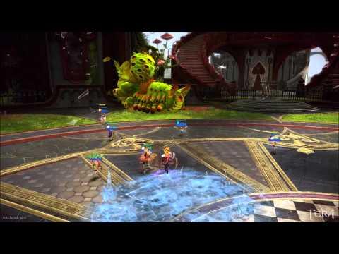 Tera - Wonderholme NM 4/4 - 10 man raid - The END!!!