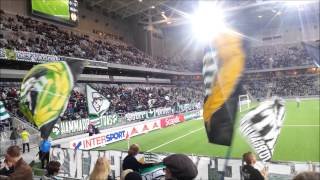 Hammarby-Östersunds FK 2013-11-02