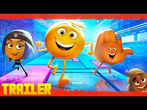 Emoji: La película (2017) Primer Tráiler Oficial Español Latino