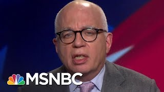 Michael Wolff: The Villain Of My Book Is President Donald Trump | Hardball | MSNBC