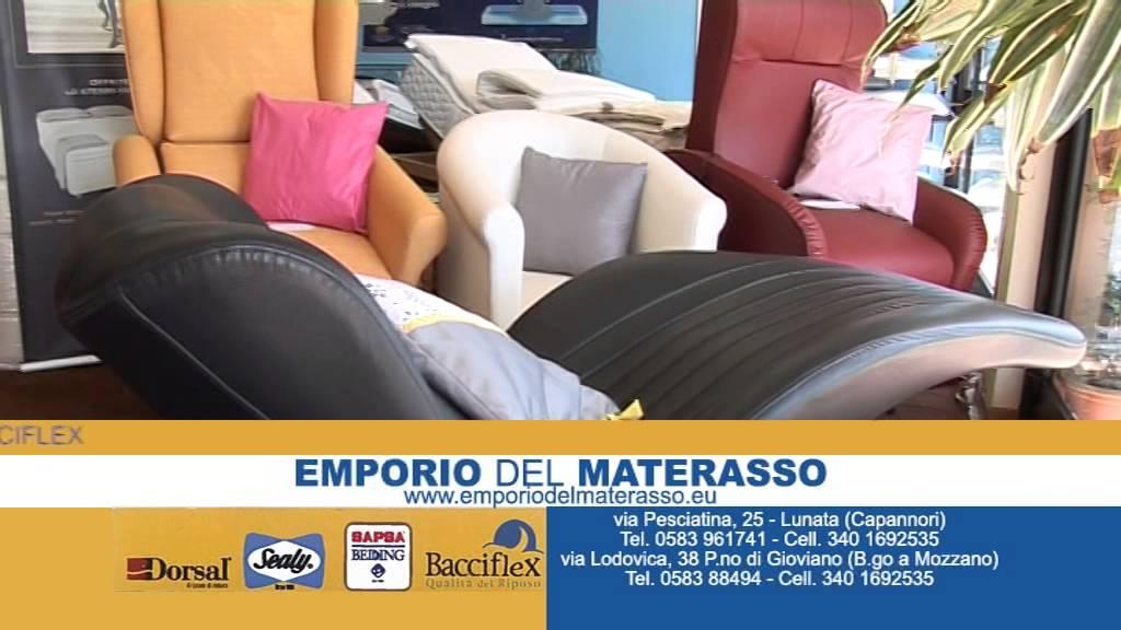 Emporio Del Materasso Lucca.Emporiomaterasso Spot Dilucca 2013 Youtube