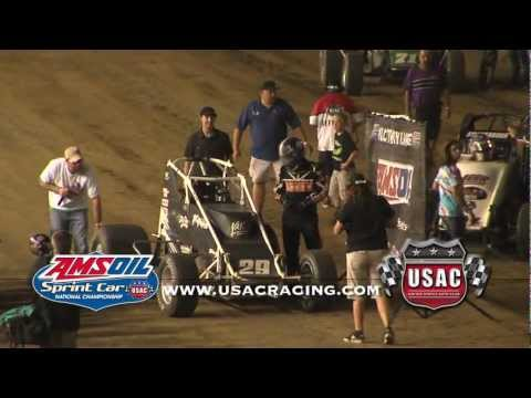 "May 24, 2012 - ""Tony Hulman Classic"" at the Terre Haute Action Track"