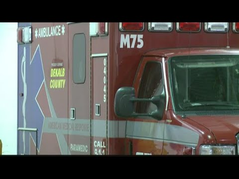 DeKalb County Recommends 5-year Contract With Highly-criticized Ambulance Company AMR