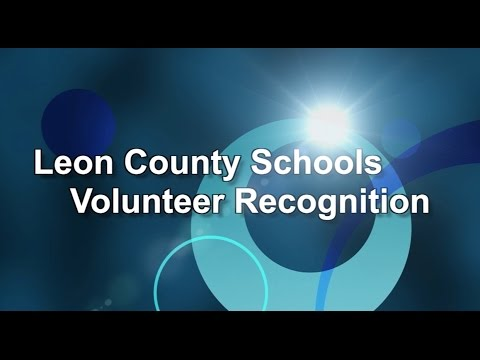 Volunteers Recognized