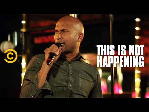 This Is Not Happening - Keegan-Michael Key - Picking Up a Crackhead - Uncensored