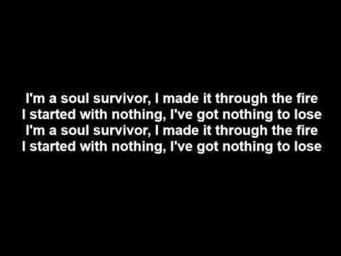 Rita Ora  Soul Survivor Lyrics