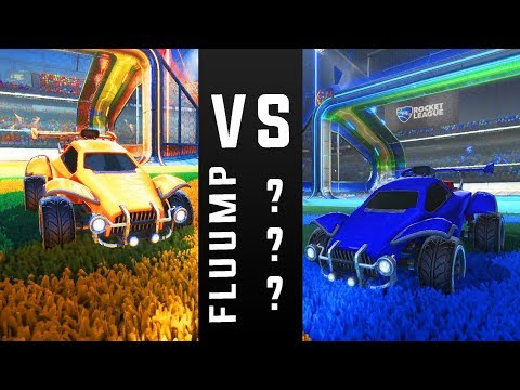 I'm Playing In A Rocket League Showmatch! thumbnail