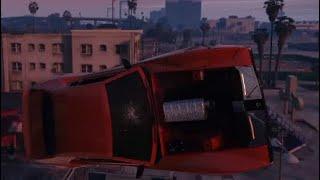 GTA Online: Funny Moments [Wheelie Launch Glitch]