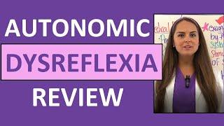 Autonomic Dysreflexia Hyperreflexia Nursing Review: Symptoms, Treatment