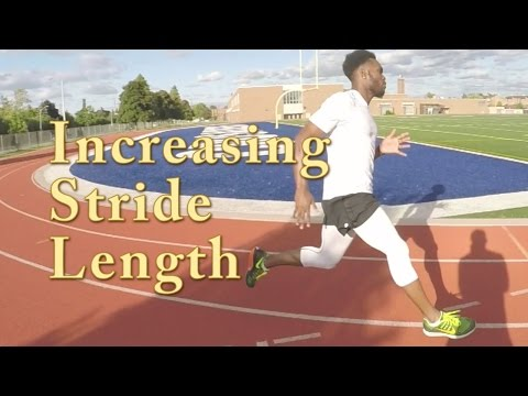 Increasing Stride Length